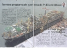 Plataforma de petróleo P43